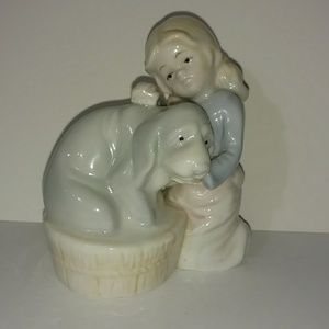 Collectible figurine home decor